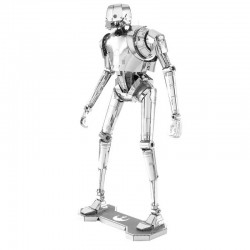 Puzzle 3D en métal - Star Wars Droïde K-2SO