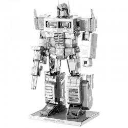 Maquette en métal - Transformers Optimus Prime