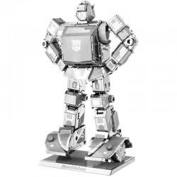 Maquette en métal - Transformers Bumblebee