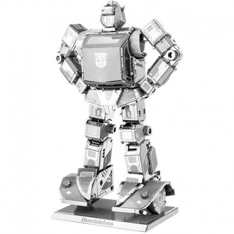 Puzzle 3D en métal - Transformers Bumblebee