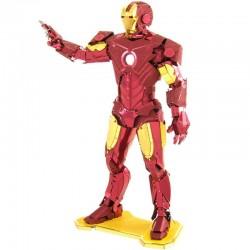 Puzzle 3D en métal - Avengers Iron Man