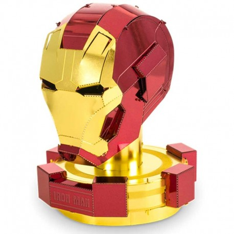 Maquette en métal - Casque d'Iron Man