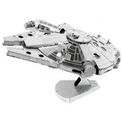 Maquette en métal - Star Wars Faucon Millénium