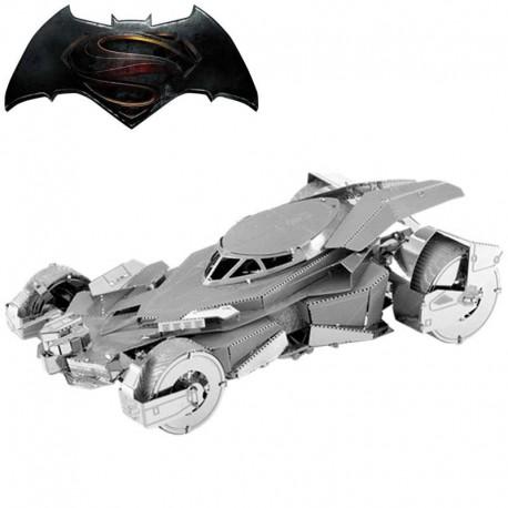 Puzzle 3D en métal - Batmobile Batman vs Superman