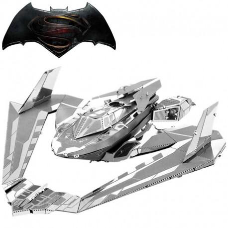 Puzzle 3D en métal - Batwing Batman vs Superman