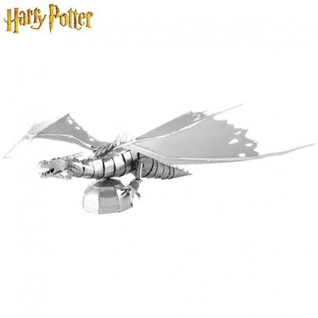 Puzzle 3D en métal - Dragon Gringott Harry Potter