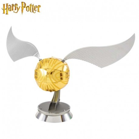 Puzzle 3D en métal - Vif d'or Harry Potter