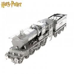 Maquette en métal - Train Poudlard Express Harry Potter