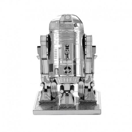 Maquette métal 3D - Star Wars R2D2