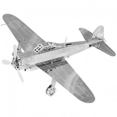 maquette avion metal - Mitsubishi Zero
