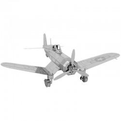 Puzzle 3D en métal - Avion F4U Corsair