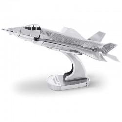 Puzzle 3D en métal - Avion F35 Lightning II