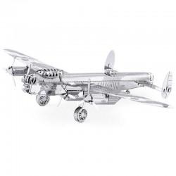 Maquette en métal - Avion Bombardier Lancaster Avro