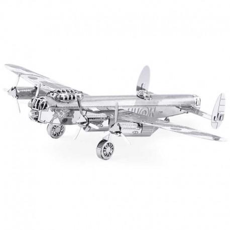 maquette avion metal - Bombardier Lancaster