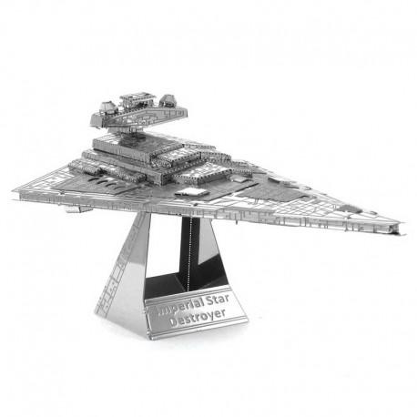 Puzzle 3D en métal - Star Wars Vaisseau Impérial Destroyer