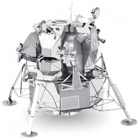 Maquette en métal - Module Lunaire Apollo