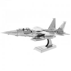 Puzzle 3D en métal - Avion F15 Eagle