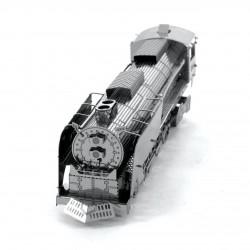 Puzzle 3D en métal - Locomotive à vapeur