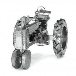 Puzzle 3D en métal - Tracteur