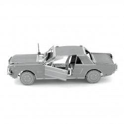 Puzzle 3D en métal - Ford Mustang Coupé 1965