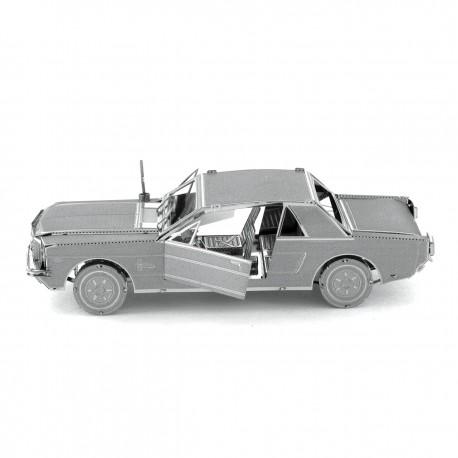Maquette en métal - Ford Mustang Coupé 1965