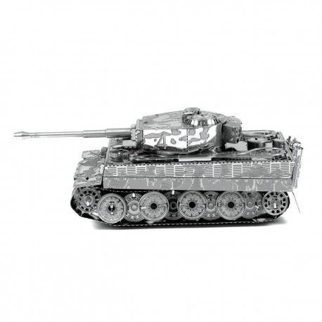 Puzzle 3D en métal - Char de combat Tiger I