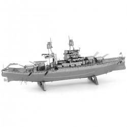 Maquette Puzzle 3D en métal - USS Arizona