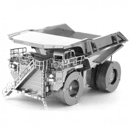 Maquette Caterpillar en métal - Camion Minier