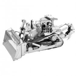 Maquette Caterpillar en métal Puzzle 3D - Bulldozer