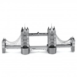 Maquette London Tower Bridge en métal