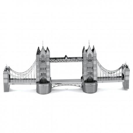 Puzzle 3D en métal - London Tower Bridge