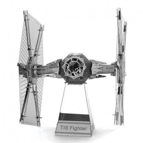 Puzzle 3D - Star Wars Chasseur TIE en métal