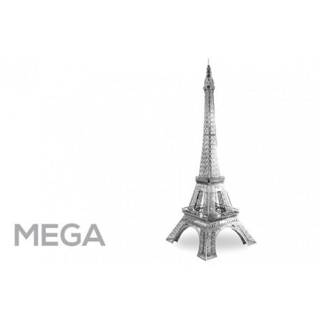 Puzzle 3D en métal - MEGA Tour Eiffel