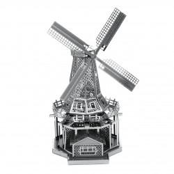 Maquette en métal - Moulin à Vent