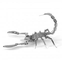 Puzzle 3D en métal - Scorpion