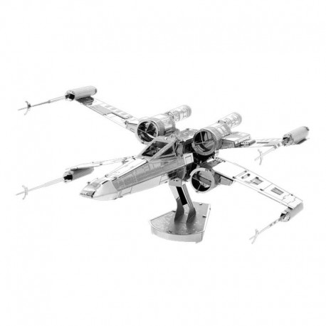 Puzzle 3D - Star Wars Vaisseau X-Wing en métal