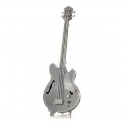 Puzzle 3D en métal - Guitare Basse