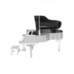 Maquette en métal - Piano à queue