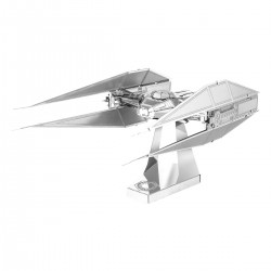 Puzzle 3D en métal - Star Wars TIE Silencer de Kylo Ren