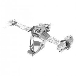 Puzzle 3D en métal - Star Wars Ski Speeder V-4X-D