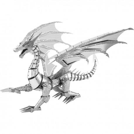 Puzzle 3D en métal - Dragon