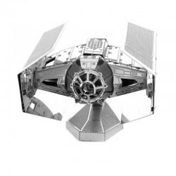Puzzle 3D en métal - Star Wars Chasseur TIE Dark Vador