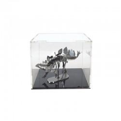 Présentoir vitrine 10x12,7x10cm pour maquettes