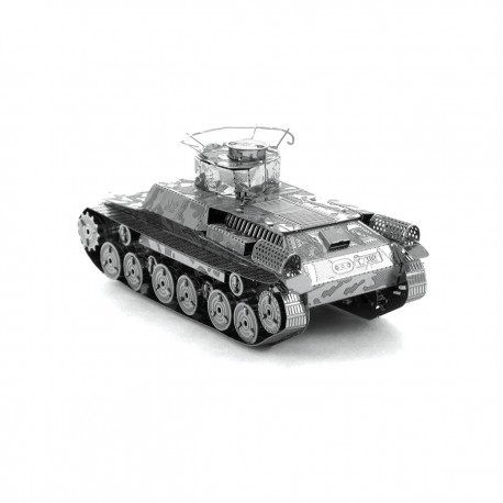 Maquette en métal - Char de combat Chi-Ha