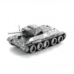 Maquette en métal - Char de combat T34