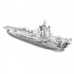 Maquette en métal - USS Roosevelt CVN-71