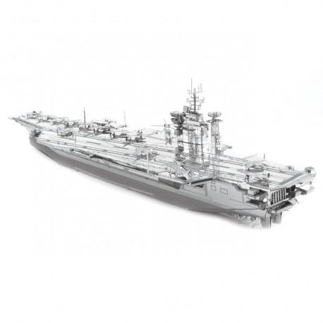 Maquette metal - USS Roosevelt CVN-71
