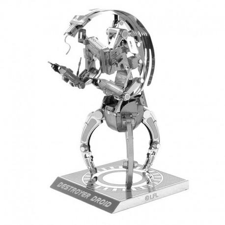 Maquette en métal - Star Wars Droide Destroyer