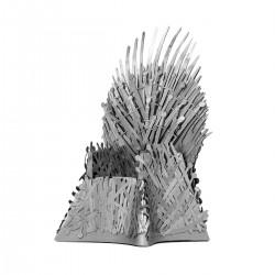 Maquette en métal Trône de fer