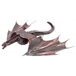 Maquette en métal Drogon
